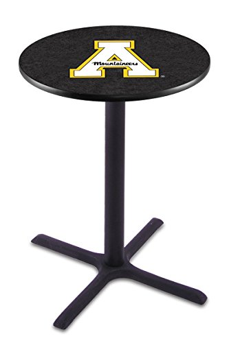 Game Appalachian State Table - Holland Bar Stool L211B Appalachian State University Officially Licensed Pub Table, 28