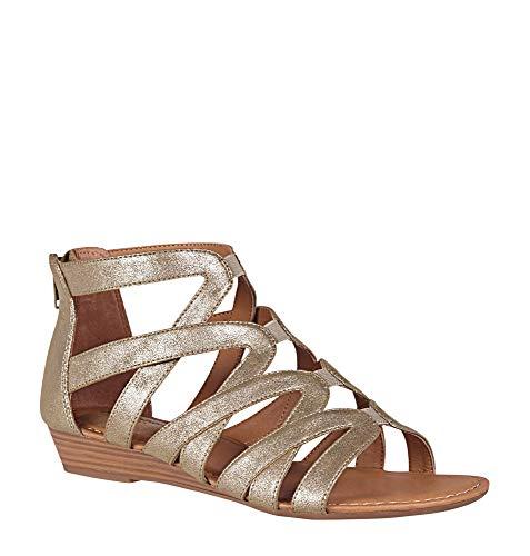 AVENUE Women's Gina Gladiator Sandal, 11 -