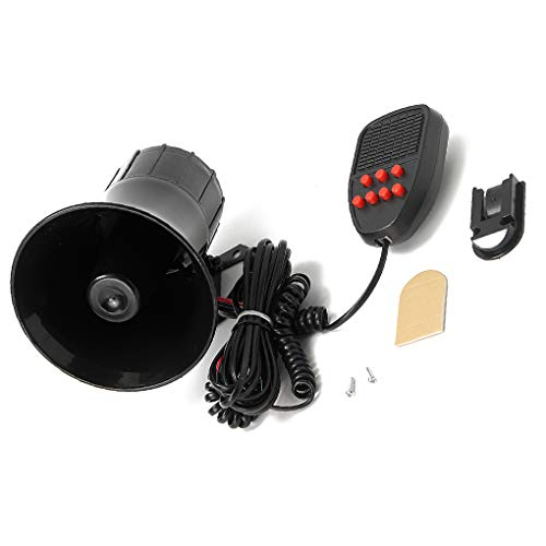 OmkuwlQ 150dB 100W 7Sound Speaker Car Motorcycle Warning, used for sale  Delivered anywhere in USA