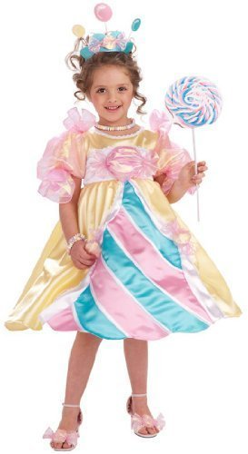 Candy Princess Deluxe Kids Costume (Candy Girl Child Costume)