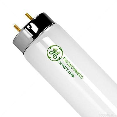 34W Cool White Fluorescent Tube Light Bulb Light [Set of 30]