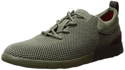Ugg Hombres Feli Hyperweave Sneaker Quemado Olive