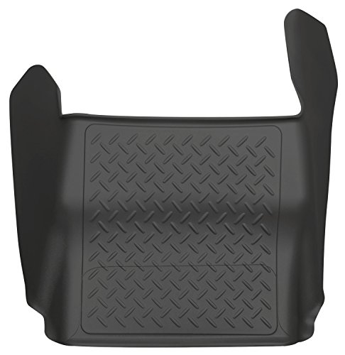 Husky Liners Center Hump Floor Liner Fits 09-14 F150 SuperCrew/SuperCab/Standard (Center Hump Liner)