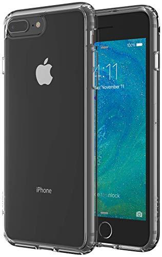 Altigo iPhone 8 Plus Case (Compatible with iPhone 7 Plus) - Clear Case