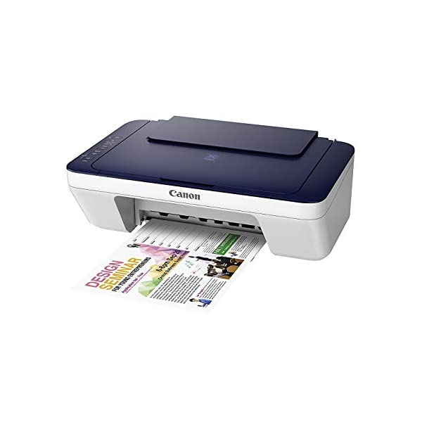 Canon PIXMA MG2577s All-in-One Inkjet Colour Printer (Blue/White) 4