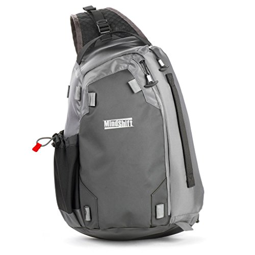 MindShift Gear PhotoCross 10 Sling Bag (Carbon Gray) ()