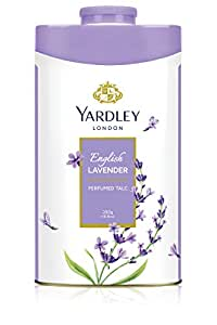 Yardley English Lavender Talc Body Powder - 250 Gm