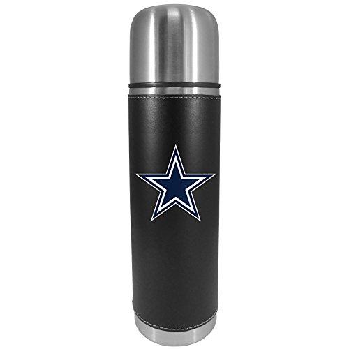 Siskiyou NFL Dallas Cowboys Graphics Thermos, 26 (Dallas Cowboys Black Coffee Mug)