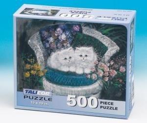 barato y de alta calidad Talicor Sherwood Kitten Duet 500 Piece Jigsaw Puzzle by TaliCor TaliCor TaliCor  preferente