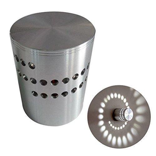 Amazon.com: ledmomo espiral candelabro de pared luz de techo ...