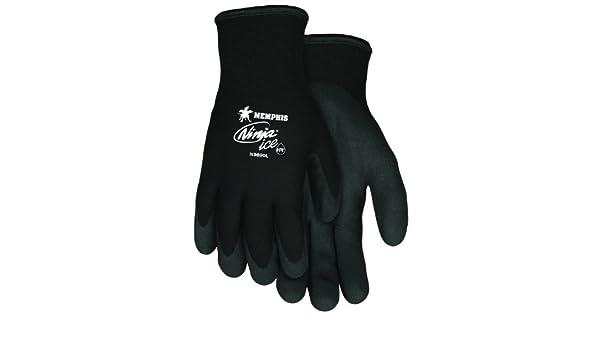 Memphis Guante n9690 X XL Ninja hielo doble capa guantes de ...