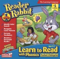 Reader Rabbit Learn to Read With Phonics  [OLD VERSION]