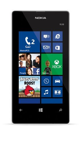 Nokia Lumia 521 GSM Unlocked Windows Smartphone - Black (Certified Refurbished) (Nokia Windows Phone Verizon compare prices)