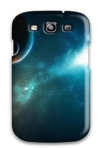Hot 6277115K46257560 High Quality Beautiful Universe Tpu Case For Galaxy S3