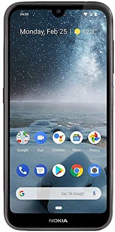 "Nokia 4.2 - Android One (Pie) - 32 GB - 13+2 MP Dual Camera - Single SIM Unlocked Smartphone (at&T/T-Mobile/MetroPCS/Cricket/H2O) - 5.71"" HD+ Screen - Black WeeklyReviewer"