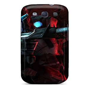 Ultra Slim Fit Hard FrenkNC Case Cover Specially Made For Galaxy S3- Sev