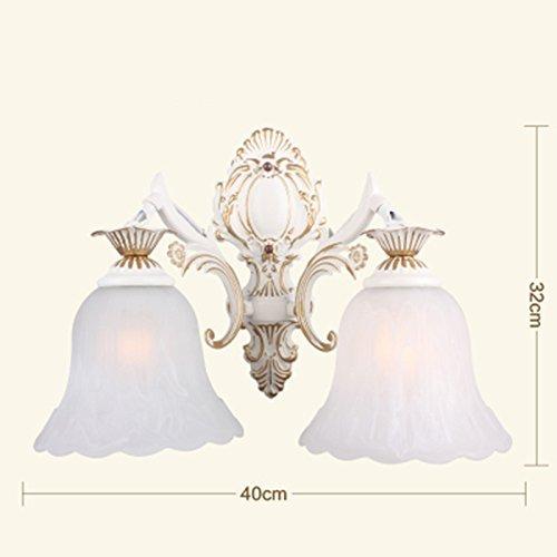 D Wandleuchte Kreative Einfachheit Wohnzimmer Schlafzimmer Nachttischlampe Retro Hintergrund Wand Treppen Gang Led-Beleuchtung Mode (Farbe  E)