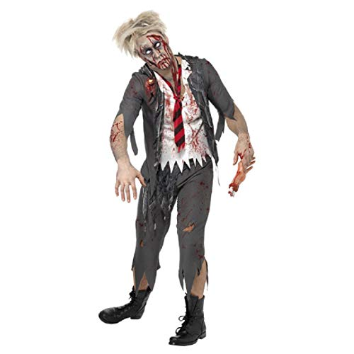 Smiffys High School Horror Zombie Schoolboy