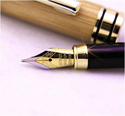 luxury-gold-plated-bamboo-fountain-pen-with-stunning-gift-case-100-handcrafted-executive-fountain-pe