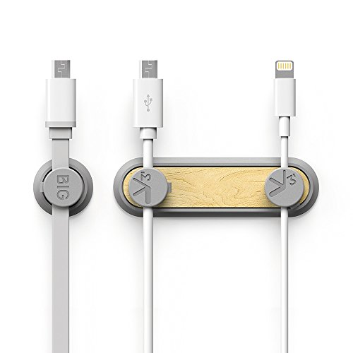 Philonext hui-98 TedGem Magnetic Cable Organizer, Desktop Cord Management, Multipurpose Magnetic Cable Clips with...