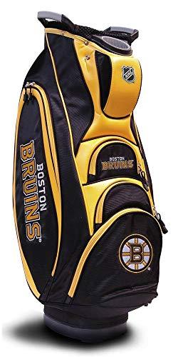Team Golf NHL Boston Bruins Cart Bag, Multicolor