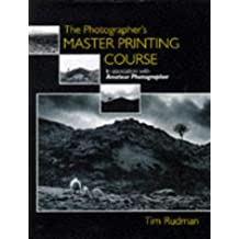 Photographer's Master Printing Course *Canadian Sales Only*
