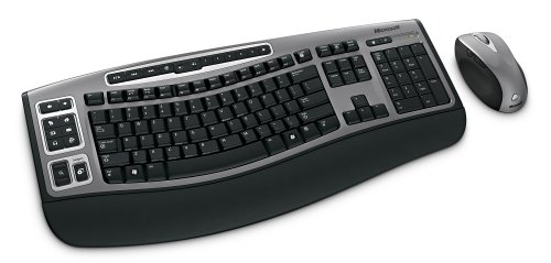 Microsoft Wireless Laser Desktop 6000 v2 (69A-00001)