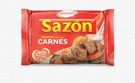 Ajinomoto Meat Seasoning | Sazon Carnes - 60gr 2.11oz (5 Pack)