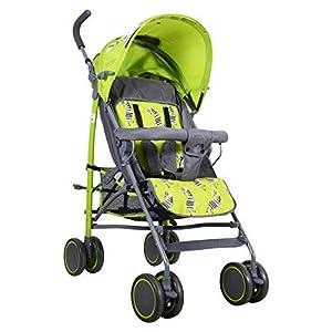 POLKA TOTS Zebra Baby Stroller...