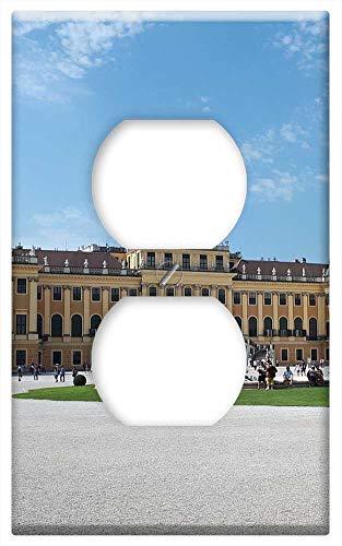 Switch Plate Outlet Cover - SchOnbrunn Vienna Austria Castle SchOnbrunn Palace
