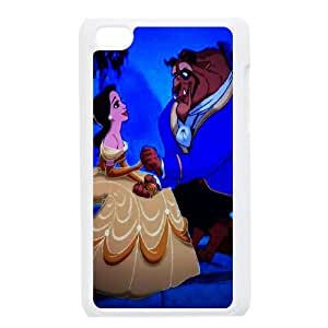 iPod 4 Case Image Of Disneys-Beauty-and-the-Beast YGRDZ20877 Personalized Plastic Phone Case Cover