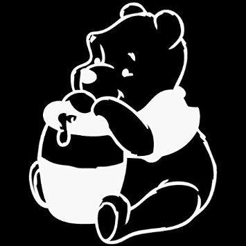 Winnie The Pooh Honey Jar Disney Vinyl
