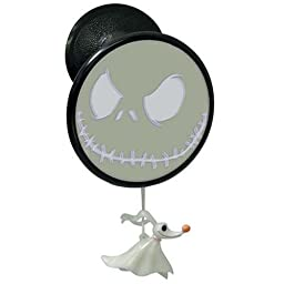 Mini mirror Nightmare Before Christmas Disney Car Accessories [Toy] (japan import)