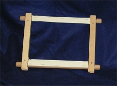 Elbesee Rotating Sew On Tapestry Embroidery Cross Stitch Frame by Elbesee