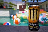Monster Rehab Tea + Lemonade + Energy, Energy