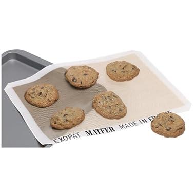 Matfer Bourgeat 321005 Exopat 11-5/8-by-16-3/8-Inch Nonstick Baking Mat