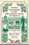 Finding Your People in the Shenandoah Valley of Virginia, Rebecca H. Good and Rebecca A. Ebert, 0945231008