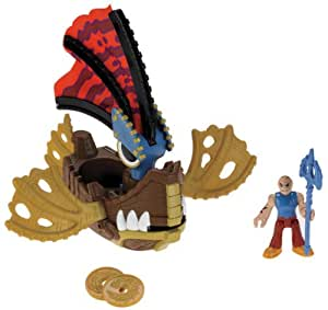 Fisher-Price Imaginext Pirate Skiff
