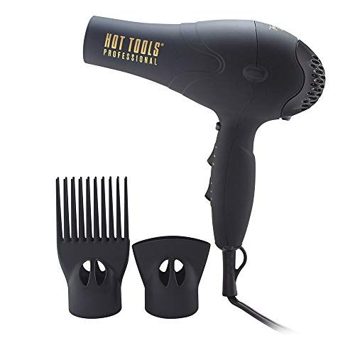 Hot Tools Professional Tourmaline Tools Superlite Turbo Ionic Dryer Model No. HT7030D (Tourmaline Dryer Ionic Lite)