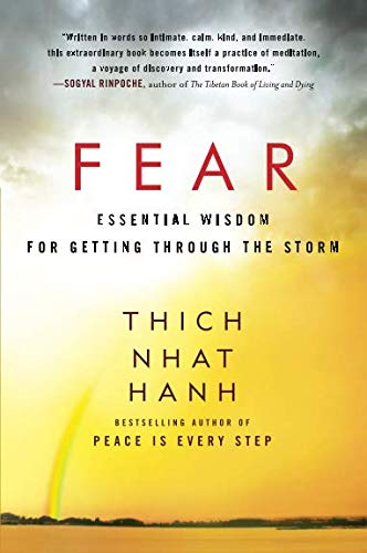 Book cover from Fear by Thich Nhat Hanh