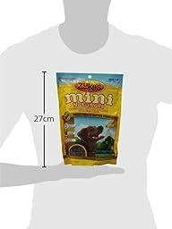 Zuke\'s Mini Naturals Dog Treats, Fresh Peanut Butter Recipe, 1-Pound
