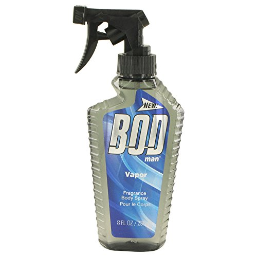 Bod Man Vapor Cologne By Parfums De Coeur Body Spray 8 Oz Men