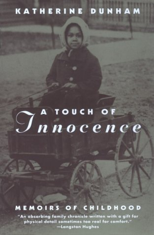 A Touch Of Innocence: A Memoir Of Childhood