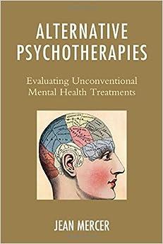Amazon.com: Alternative Psychotherapies: Evaluating