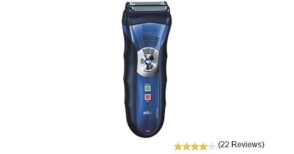 Braun - Afeitadora Series 3 340 utilizable bajo el agua: Amazon.es ...