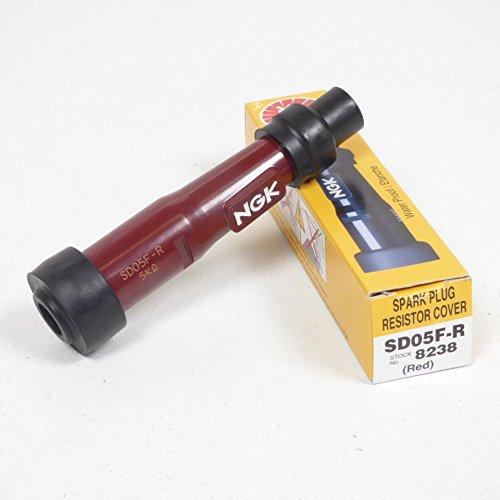 NGK SD05F-R - Antiparásitos para bujías sin oliva, para moto, scooter, quad: Amazon.es: Juguetes y juegos