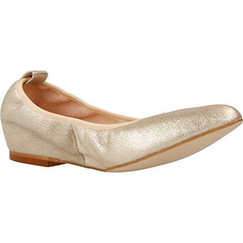 Ballerina per Donne Le Oro Modello Marca Donne per mikaela Ballerina Le Scarpe Colore Oro 17021 Scarpe Oro TBPnnxU