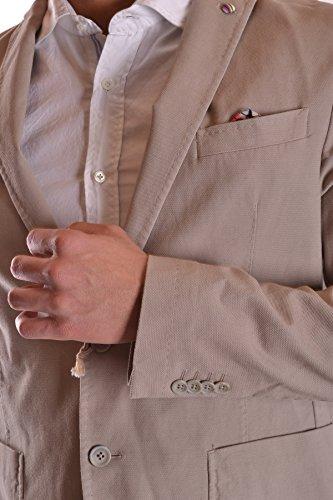 Manuel Ritz Blazer Uomo MCBI325019O Cotone Beige