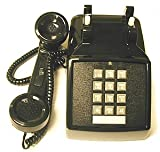 Cortelco Desk Phone, Black (250000-VBA-20M), Office Central