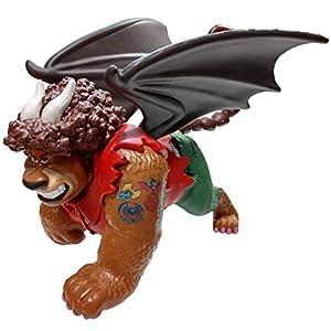"GH Disney Pixar Onward Manticore Lion Bat Scorpion 4.5"" Lose PVC Figure Cake Topper"